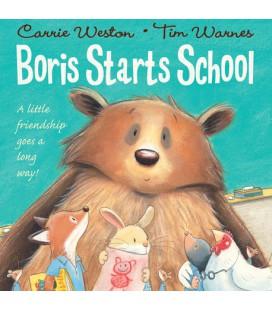 Boris Starts School