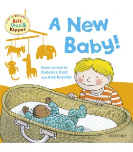 First Experiences with Biff, Chip and Kipper: A New Baby!