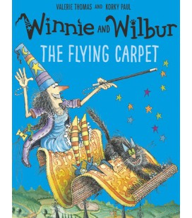 Winnie and Wilbur The Flying Carpet