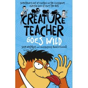 Creature Teacher Goes Wild