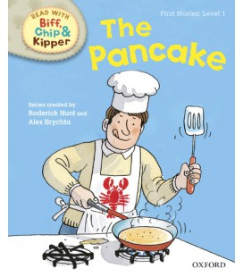 Read with Biff, Chip and Kipper First Stories: Level 1: The Pancake