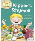Read with Biff, Chip and Kipper Phonics: Level 1: Kipper's Rhymes