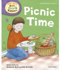 Read with Biff, Chip and Kipper First Stories: Level 2: Picnic Time