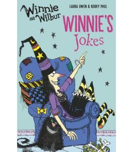 Winnie and Wilbur Winnie's Jokes