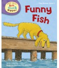 Read with Biff, Chip and Kipper First Stories: Level 2: Funny Fish