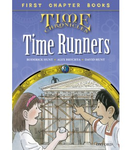 Read with Biff, Chip and Kipper Time Chronicles: First Chapter Books: The Time Runners