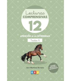 LECTURAS COMPRENSIVAS 12