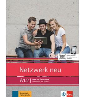 Netzwerk neu A1.2 Kursbuch