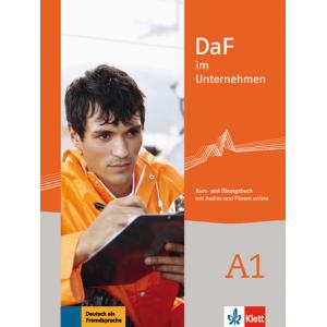 Daf im Unternehmen A1 Übungsbuch