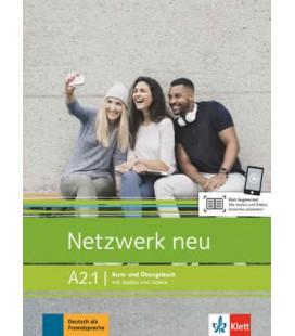 Netzwerk neu A2.1 Kursbuch
