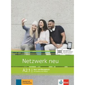 Netzwerk neu A2.1 interaktives Übungsbuch
