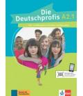 Die Deutschprofis A2.1 interaktives Kurs- und Übungsbuch