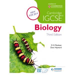 Cambridge IGCSE Biology 3rd Edition