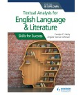 Textual analysis for English Language and Literature for the IB Diploma