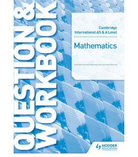 Cambridge International AS & A Level Mathematics Probability & Statistics 2 Question & Workbook