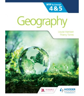 Geography for the IB MYP 4&5: by Concept