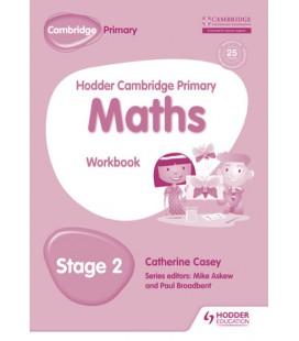 Hodder Cambridge Primary Maths Workbook 2