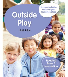 Hodder Cambridge Primary English Reading Book A Non-fiction Foundation Stage