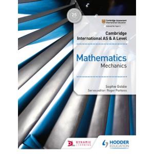 Cambridge International AS & A Level Mathematics Mechanics
