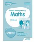 Hodder Cambridge Primary Maths Workbook 5