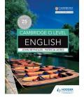 Cambridge O Level English