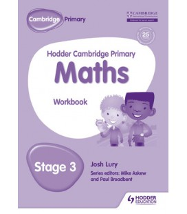 Hodder Cambridge Primary Maths Workbook 3