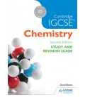 Cambridge IGCSE Chemistry Study and Revision Guide