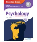Cambridge International AS/A Level Psychology Revision Guide 2nd edition