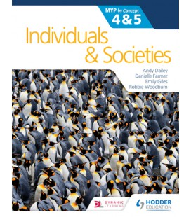 Individuals and Societies for the IB MYP 4&5: by Concept