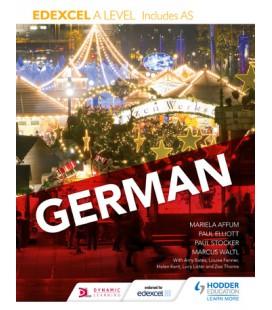 Edexcel A level German (includes AS)