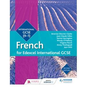 Edexcel International GCSE French Student Book Second Edition