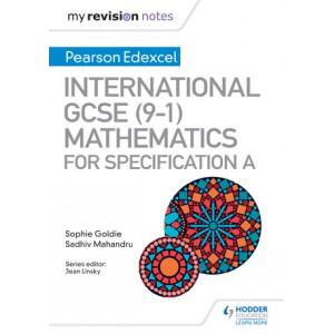 My Revision Notes: International GCSE Mathematics for Edexcel (A)