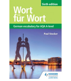 Wort für Wort Sixth Edition: German Vocabulary for AQA A-level