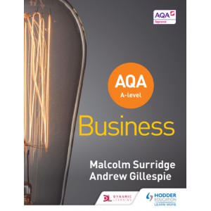 AQA A-level Business (Surridge and Gillespie)