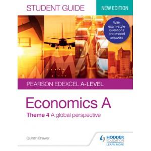 Pearson Edexcel A-level Economics A Student Guide: Theme 4