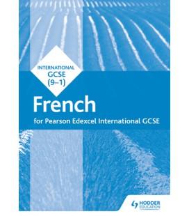 Edexcel International GCSE French Vocabulary Workbook