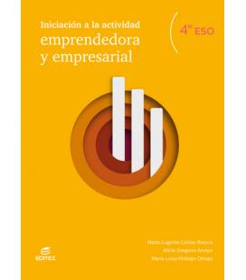 Iniciación a la actividad emprendedora y empresarial 4º ESO (2019)