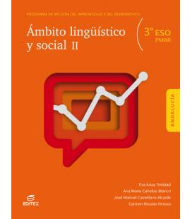 PMAR Ámbito lingüístico y social II - Andalucía (2020)