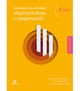 Iniciación a la actividad emprendedora y empresarial 4º ESO - Andalucía (2021)
