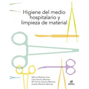 Higiene del medio hospitalario y limpieza de material (2021)