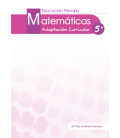 Matemáticas 5º. Educación primaria. Adaptación curricular