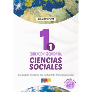 Ciencias Sociales: Geografía e historia 1. Adaptación curricular. ACI No Significativa.