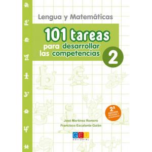 101 tareas para desarrollar las competencias 2